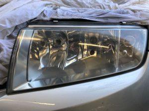 Headlamp Polishing Service after